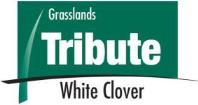 Tribute White Clover Logo